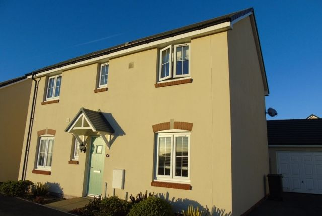 Thumbnail Link-detached house to rent in Allt Y Sgrech, Kidwelly