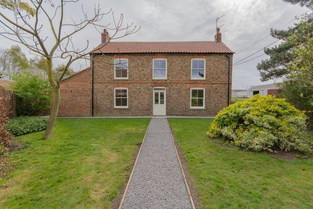 Thumbnail Farmhouse for sale in Mask Lane, Newton On Derwent, York