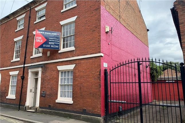 Thumbnail Office for sale in York House, 3 George Street, Derby, Derbyshire