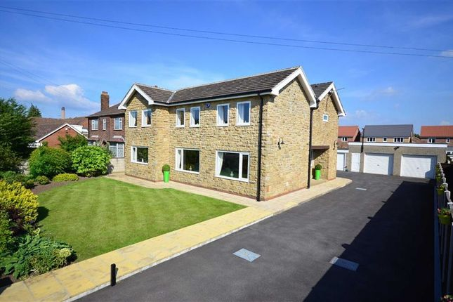 Thumbnail Detached house for sale in Selby Road, Eggborough, Selby