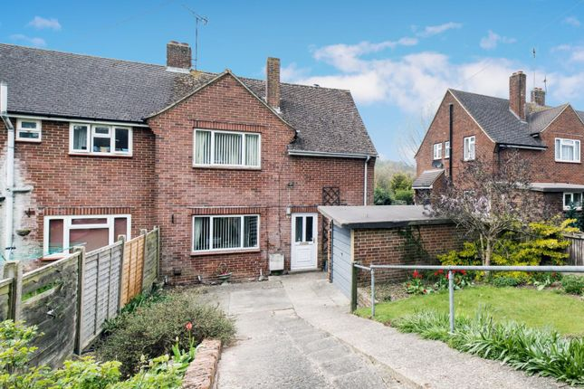 Thumbnail End terrace house for sale in The Grove, Barham, Canterbury