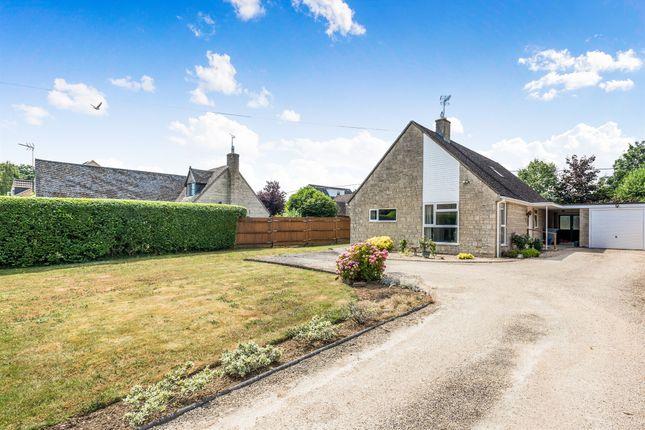 Thumbnail Detached bungalow for sale in Broadmarsh Lane, Freeland, Witney