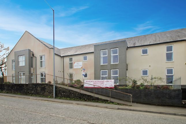 Thumbnail Flat for sale in Liskeard Road, Saltash
