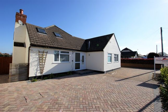 Thumbnail Bungalow for sale in Heckford Road, Corfe Mullen, Wimborne, Dorset