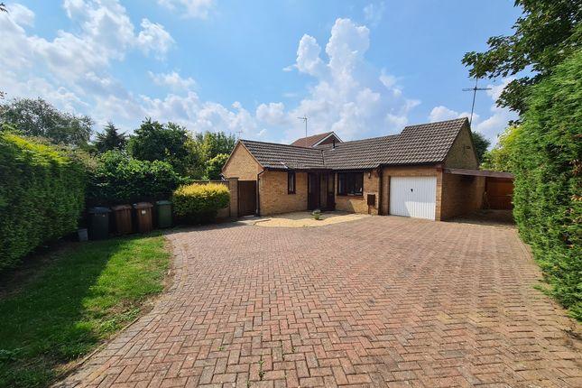 Thumbnail Detached bungalow for sale in Fletton Fields, Peterborough