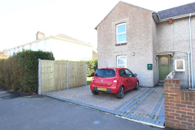 Thumbnail End terrace house for sale in Allenby Avenue, Deal