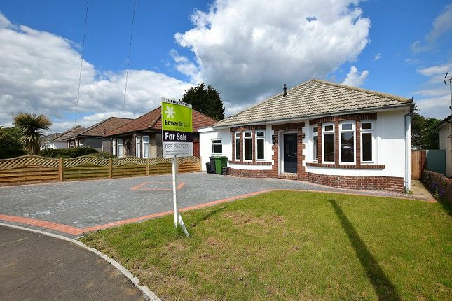Thumbnail Detached bungalow for sale in Westfield Avenue, Birchgrove, Cardiff.