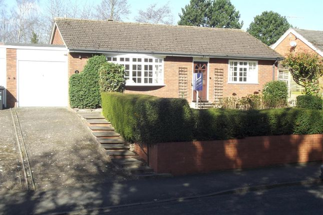 Thumbnail Detached bungalow for sale in Ombersley Road, Droitwich