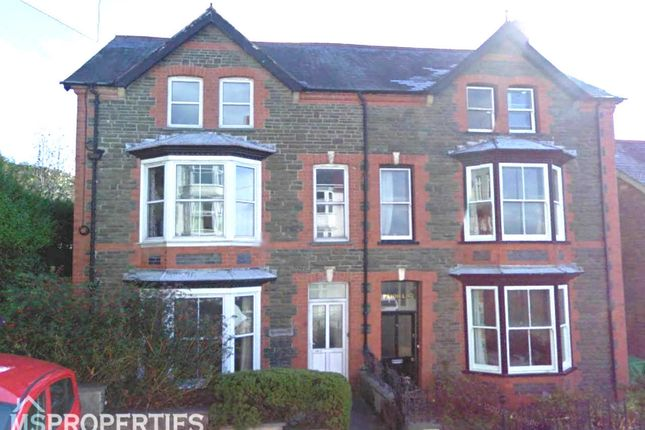 Thumbnail Flat for sale in 10 Trefor Road, Aberystwyth