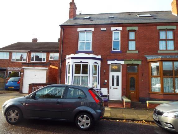 Thumbnail Semi-detached house for sale in Lime Grove, Stapleford, Nottingham