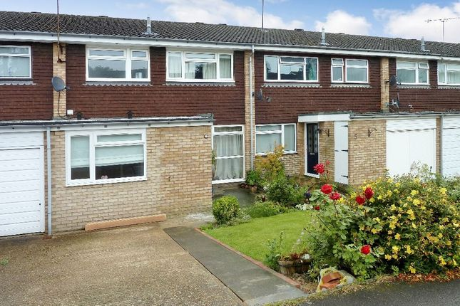 Thumbnail Terraced house to rent in Farm Close, Harpenden