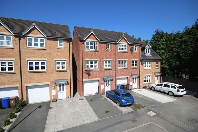 Thumbnail Semi-detached house for sale in Mariners Way, Irlam, Manchester