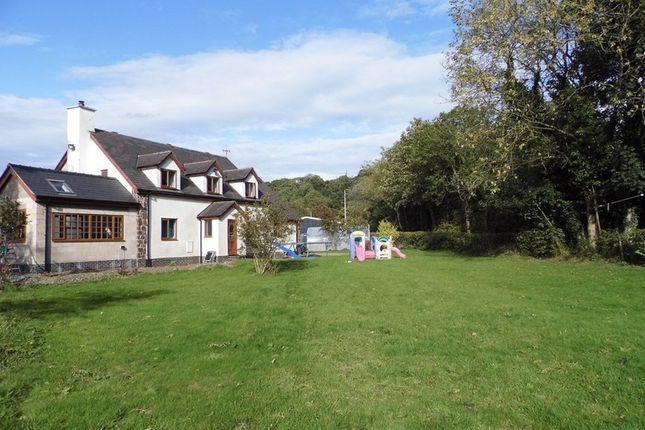 Thumbnail Land for sale in Foel, Welshpool