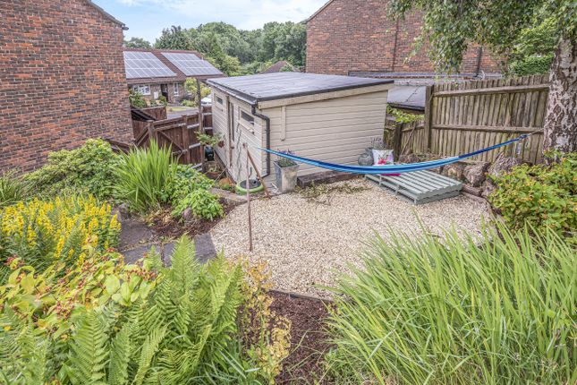 Garden of Williamson Close, Grayswood, Haslemere GU27