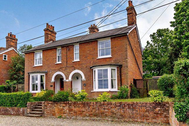 Semi-detached house for sale in Glebeside, Foxearth, Sudbury