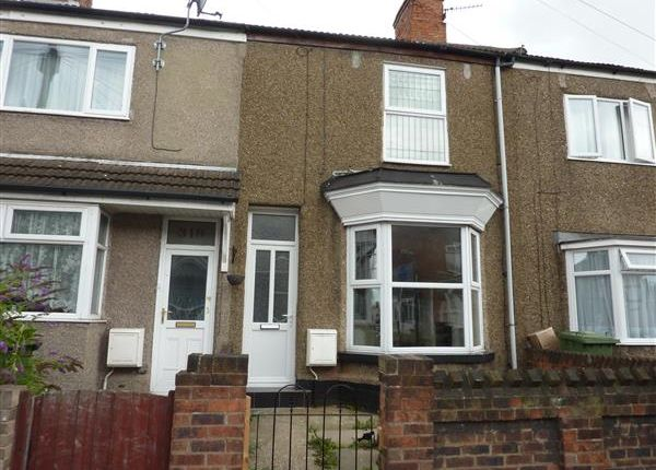 Thumbnail Terraced house for sale in Heneage Road, Grimsby