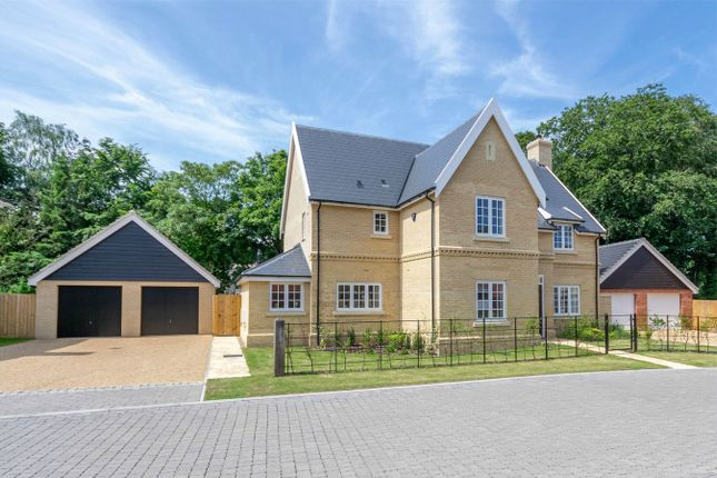 Thumbnail Detached house for sale in Castle Close, Holt
