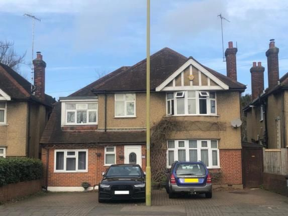 Thumbnail Detached house for sale in Eastbury Road, Watford, Hertfordshire