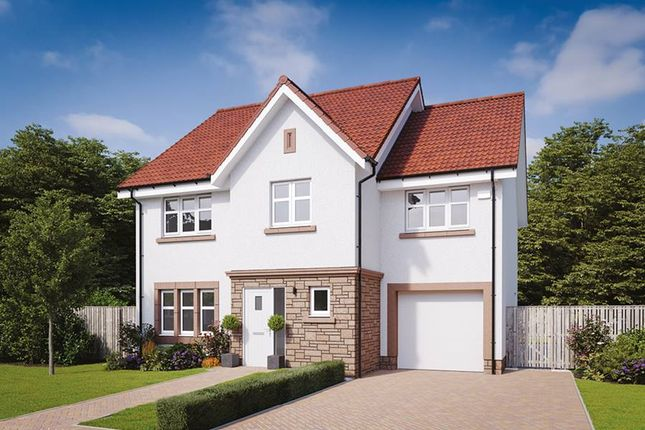 "Thumbnail Detached house for sale in ""The Bryce"" at Kelvinvale, Kirkintilloch, Glasgow"