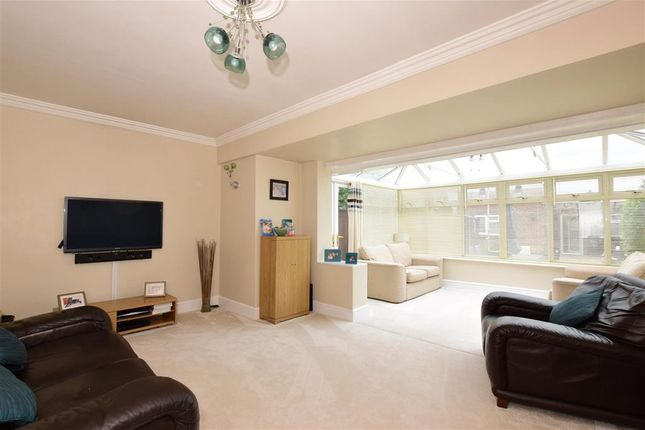 Thumbnail Semi-detached house for sale in Darenth Drive, Gravesend, Kent