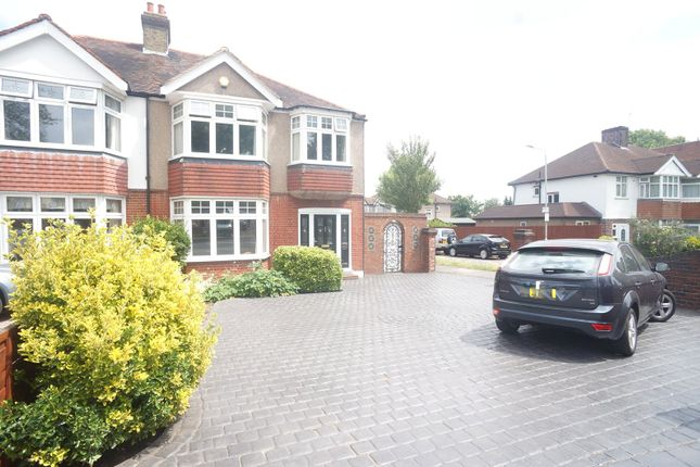 Thumbnail Semi-detached house to rent in Footscray Road, London