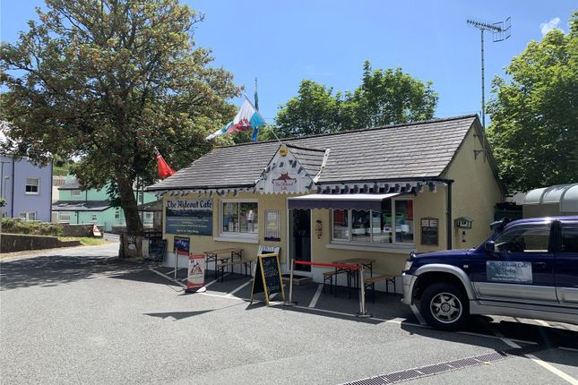 Property for sale in The Hideout Cafe, Gas Lane, Tenby, Pembrokeshire SA70