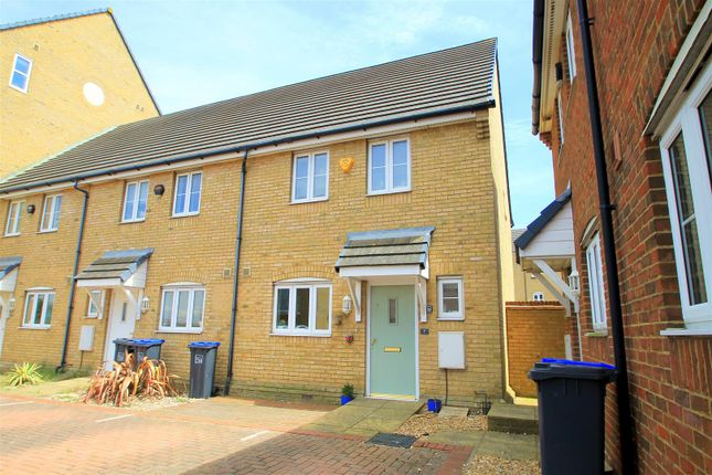 Thumbnail End terrace house for sale in Hopewell Close, Shoreham-By-Sea