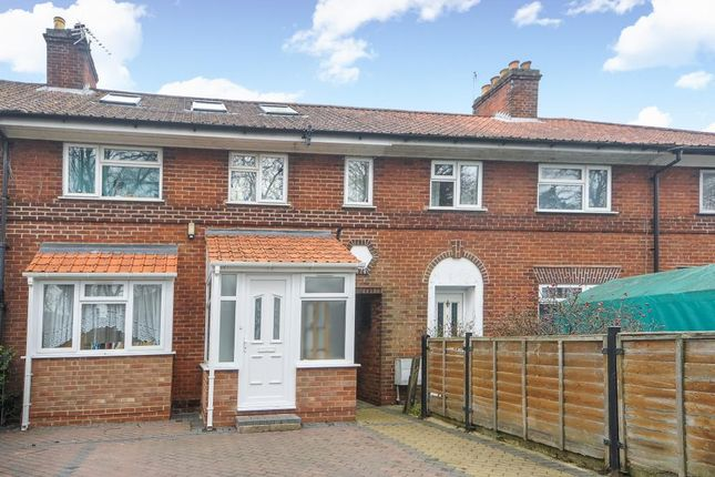 Thumbnail Terraced house to rent in Old Road, Hmo Ready 7 Sharers