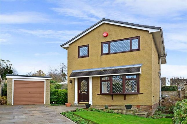 Thumbnail Detached house for sale in Stocksbank Drive, Mirfield, West Yorkshire