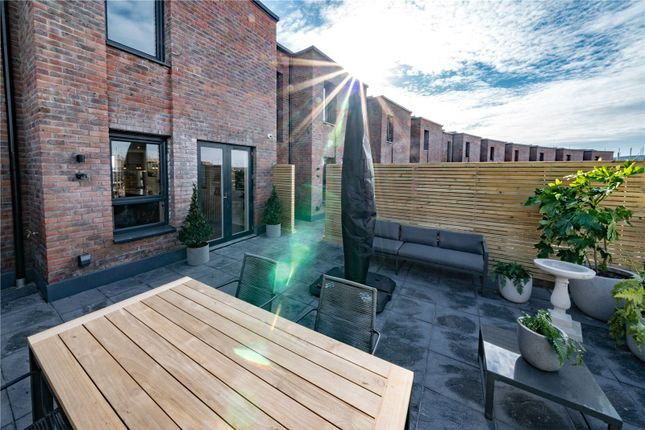 Thumbnail End terrace house for sale in The Hangar District Patchway Bristol