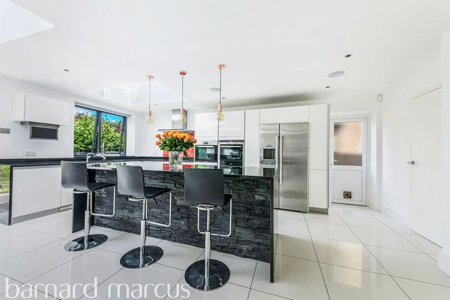 Thumbnail Semi-detached house for sale in Kings Drive, Berrylands, Surbiton