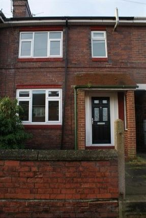 Thumbnail Town house to rent in Collinson Road, Goldenhill, Stoke-On-Trent