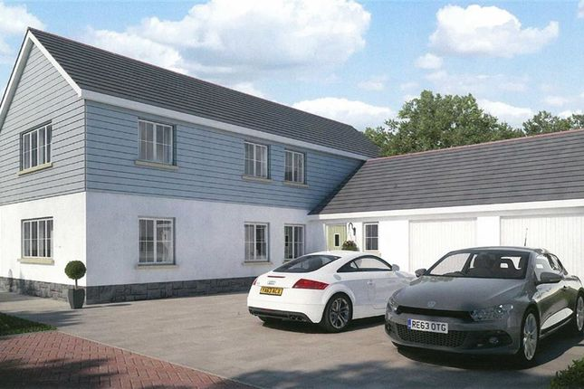 Thumbnail Detached house for sale in Plot 17, Green Meadows Park, Narbeth Road, Tenby