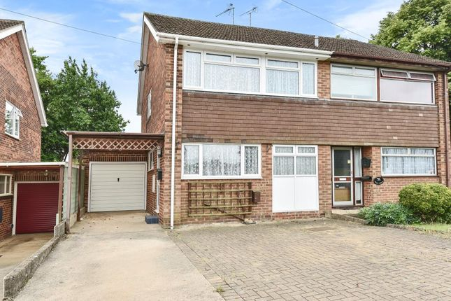 Thumbnail Semi-detached house to rent in Riley Drive, Banbury