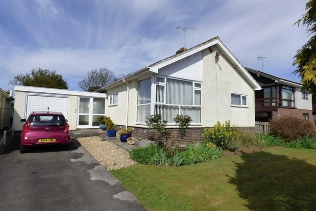 Thumbnail Detached bungalow for sale in Leighton Crescent, Bleadon, Weston-Super-Mare