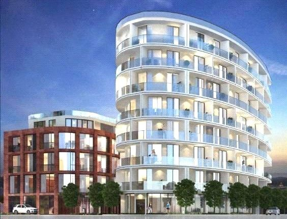 2 bed flat for sale in Regents Park Road, Finchley, London