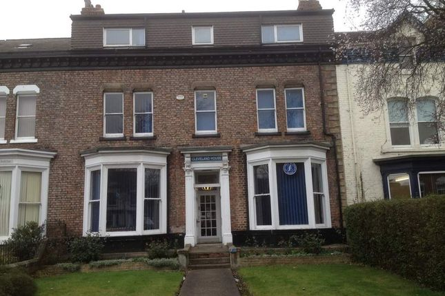 Thumbnail Office for sale in 10 Yarm Road, Stockton-On-Tees