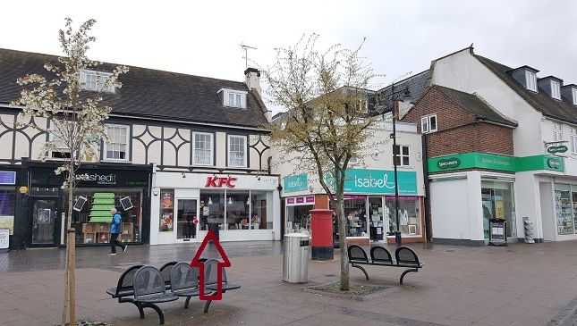 Thumbnail Restaurant/cafe to let in High Street, Hoddesdon