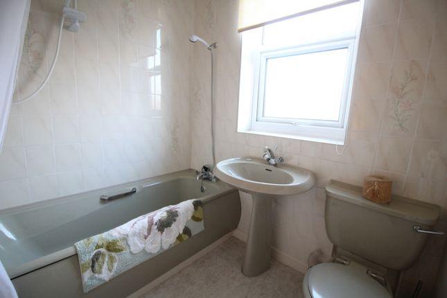Bathroom/WC of Eldon Bank, Eldon, Bishop Auckland, County Durham DL14