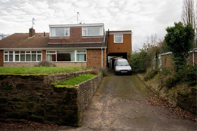 4 bed semi-detached bungalow for sale in Bargate Lane, Brewood, Stafford ST19
