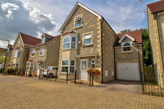 Thumbnail Detached house for sale in Trescothick Drive, Oldland Common