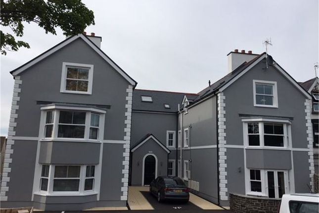 Thumbnail Flat to rent in 15 Overland Road, Mumbles, Swansea
