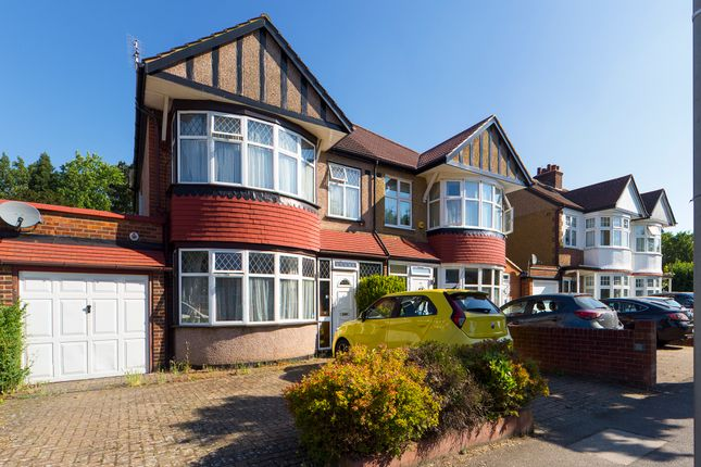 Thumbnail Semi-detached house for sale in Midcroft, Ruislip