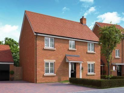 Thumbnail Detached house for sale in St Andrews At Kingsfield, Bromham Road, Biddenham