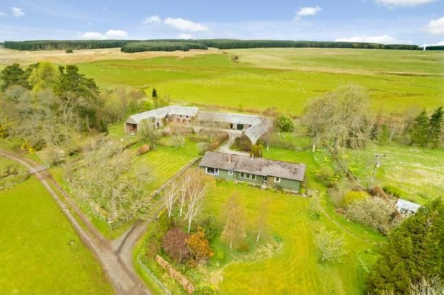 Thumbnail Bungalow for sale in Braco, Dunblane, Perth And Kinross