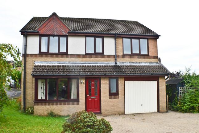 Thumbnail Detached house for sale in Broomwood Court, Prudhoe