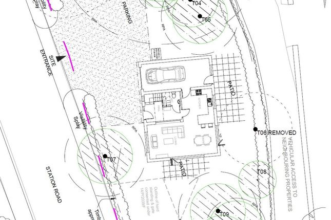 Refused Planning - Block Plan