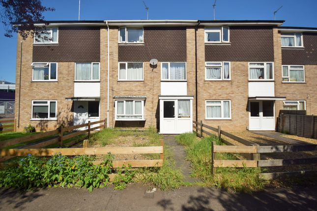 Thumbnail Town house to rent in Comet Road, Hatfield, Hertfordshire