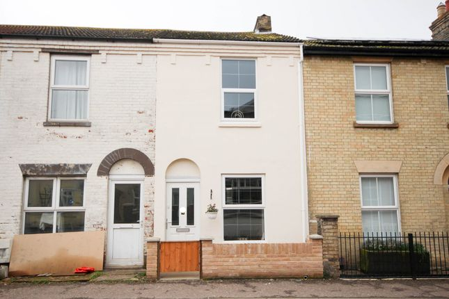 Thumbnail Terraced house to rent in Pier Plain, Gorleston, Great Yarmouth