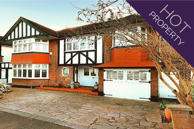 Thumbnail Detached house for sale in Audley Road, Ealing, London